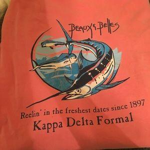 Tops - Kappa Delta long sleeve shirt